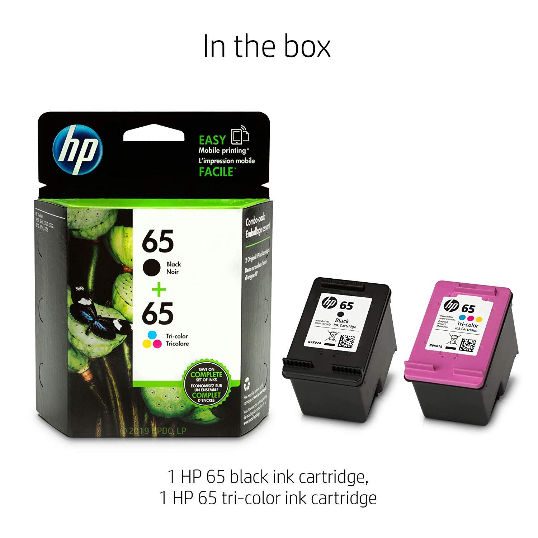 HP 65   2 Ink Cartridges   Black, Tri-color     We Sell At ...